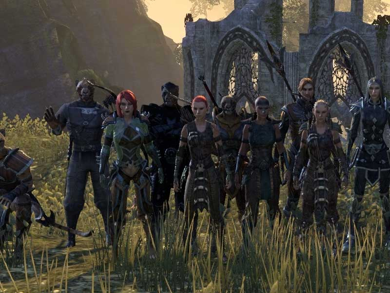 Elder Scrolls Online Coming for PS5 and Xbox Series X