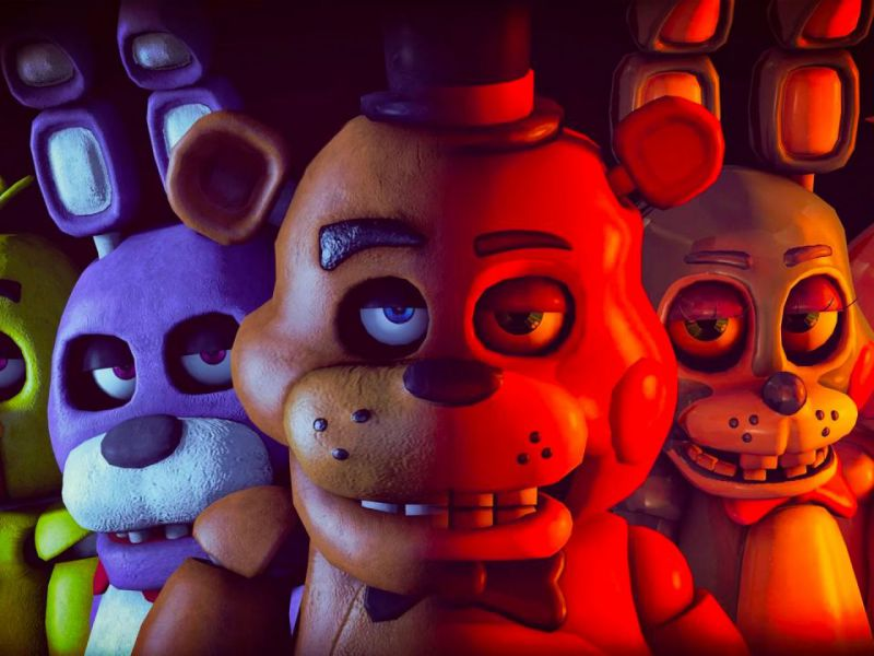 Five Nights at Freddy's Security Breach Delayed