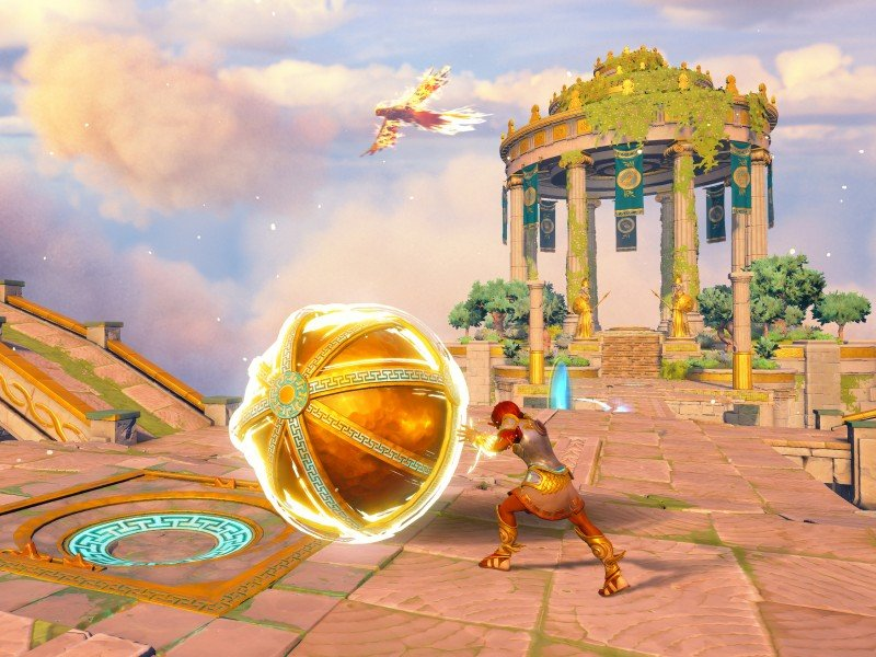 Immortals Fenyx Rising The Lost Gods DLC is Out