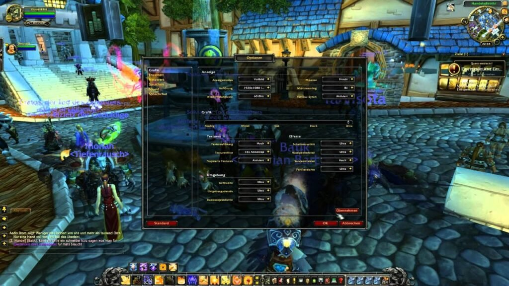 WoW: Pendulum of Doom Weapon Found After Four Years