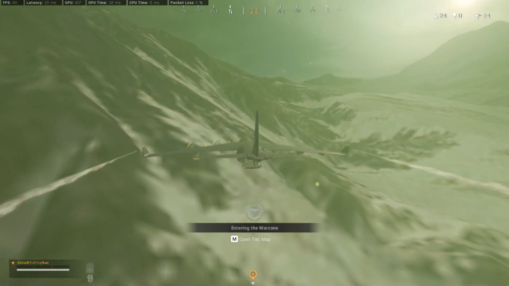 Practice Mode of Call of Duty Warzone Seems Broken