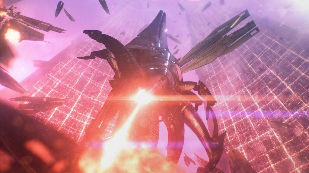 Mass Effect Legendary Edition Update Enhances Visuals and Performance