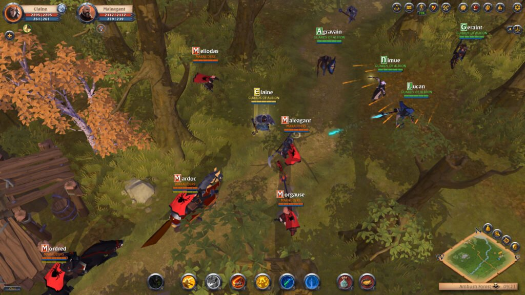 Albion Online is Coming to Mobile Platforms