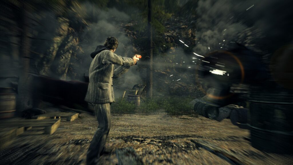 Alan Wake 2 May Come to Epic Games According to Insider
