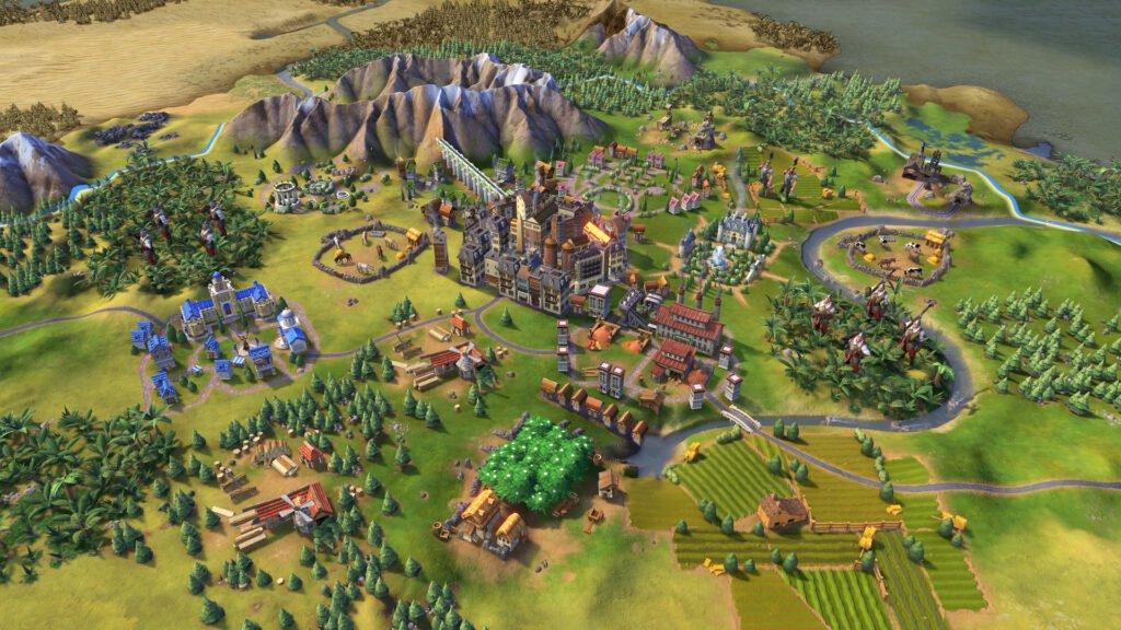 Civilization VI Free Update Brings New Content