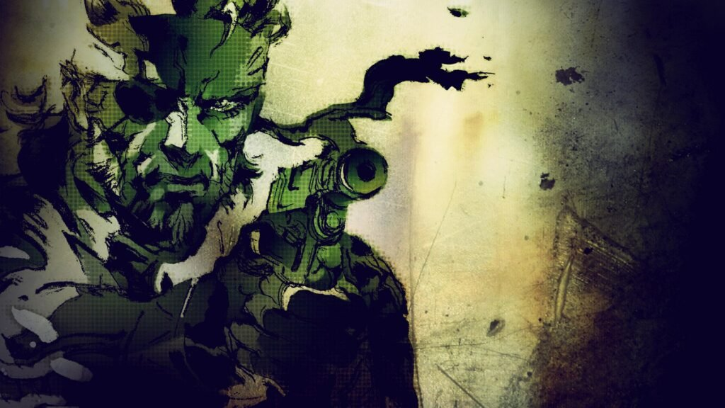 Metal Gear Announcement May Come Up Next Week According to Rumour