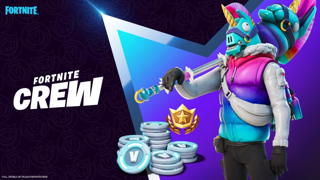 Fortnite Crew Comes With its First Bonus For Members