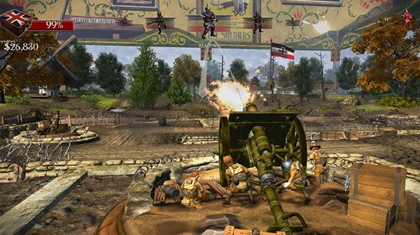 Toy Soldiers HD Launches In August