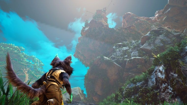 Biomutant 3 Minute Gameplay Video Impressively Released