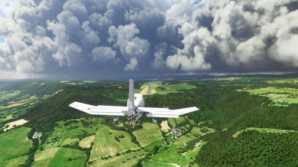 Microsoft Flight Simulator Patch Reduces Download Size To Half