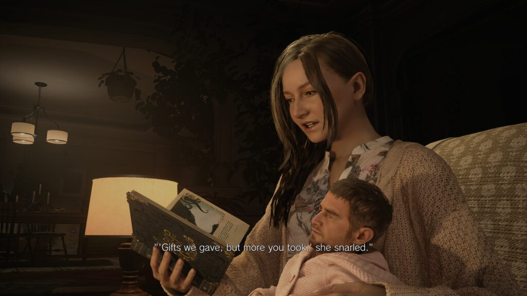 Baby Chris Mod Looks Funny and Creepy at the Same Time