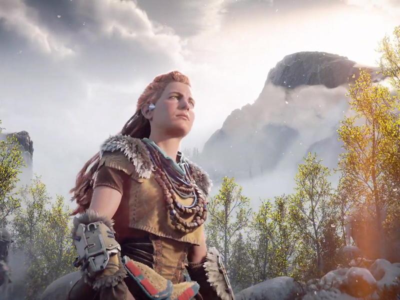 Horizon Forbidden West Gameplay Video Released
