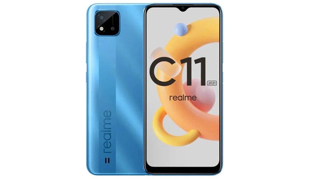 Realme C11 (2021) With Unisoc SoC and 5000mAh Battery Launched