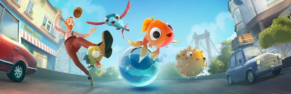I Am Fish Announcement Trailer An O-FISH-AL