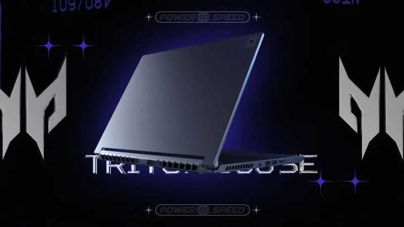 Acer Predator Triton 500 SE Gaming Laptop Announced