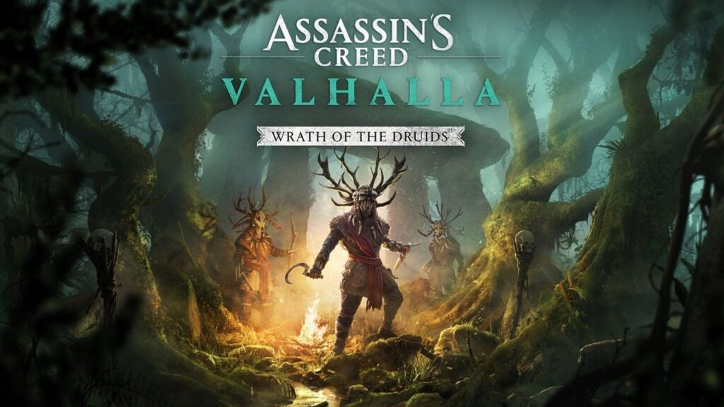 Assassin's Creed Valhalla Wrath of the Druids Is Out Today