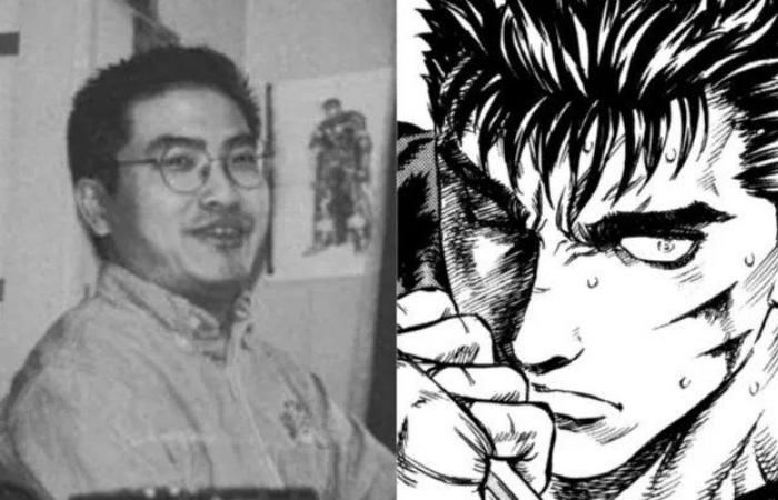 Berserk Mangaka Kentaro Miura dies at the Age of 54