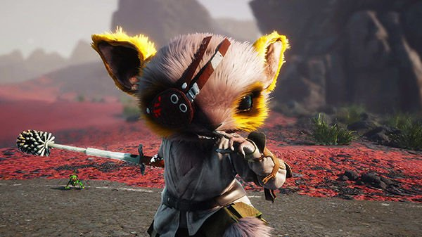 Biomutant Star Wars Themed Video Released