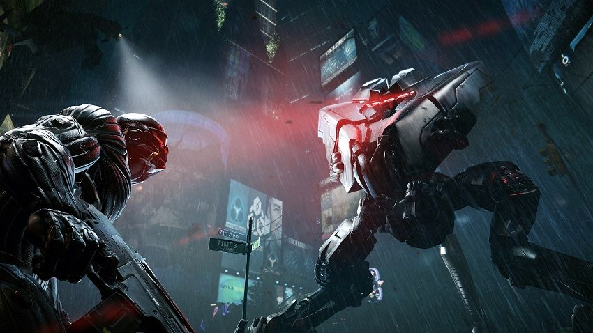 Crysis 2 Remastered First Screenshot Released