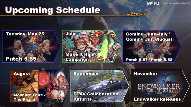 Final Fantasy XIV PS5 Version Coming On May 25