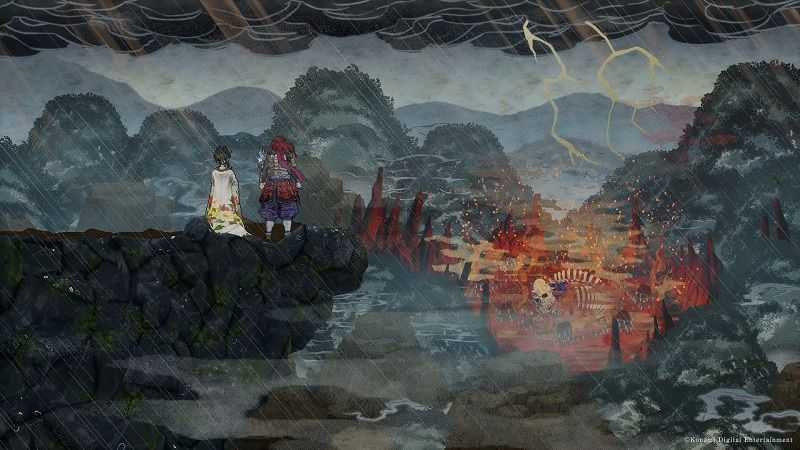GetsuFumaDen Undying Moon Early Access Is Now Available On Steam