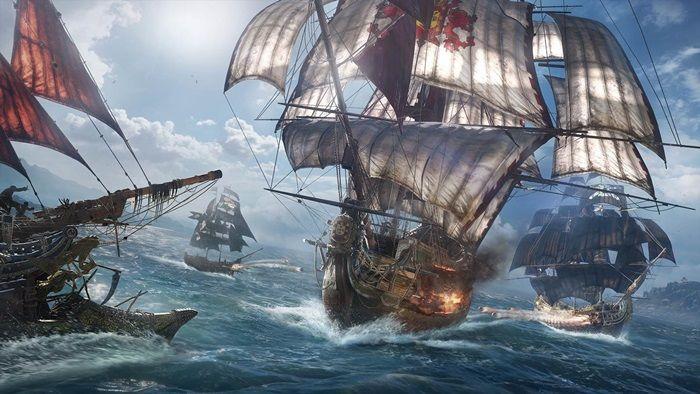 Skulls & Bones Pirate-Themed Game Postponed To 2022