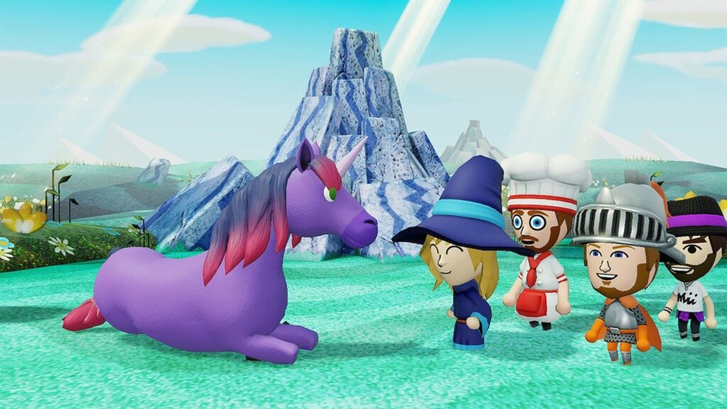 Miitopia Released Exclusively For Nintendo Switch