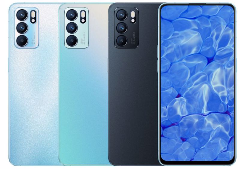 OPPO Reno6 Family Announced With Its Stylish Designs and Remarkable Features