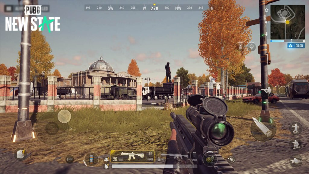 PUBG New State Closed Alpha Date Has Been Announced
