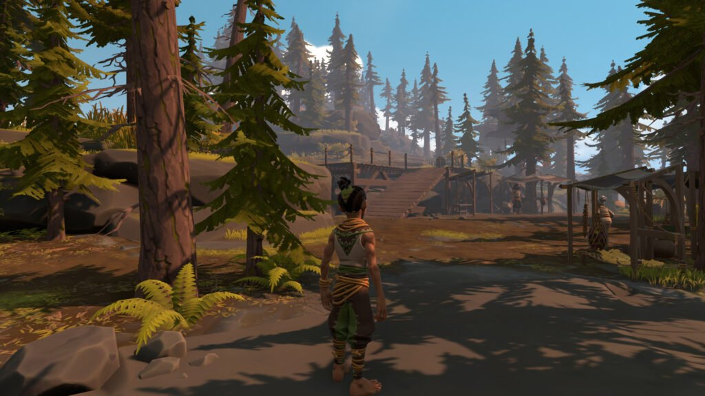 Pine is Free to Get on the Epic Games Store