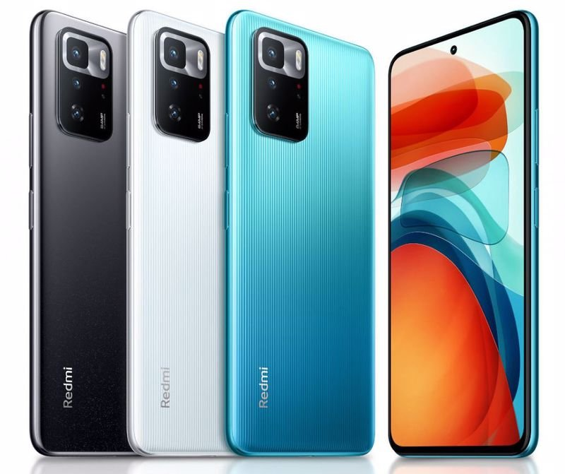 Redmi Note 10 Pro 5G with Dimensity 1100 Announced
