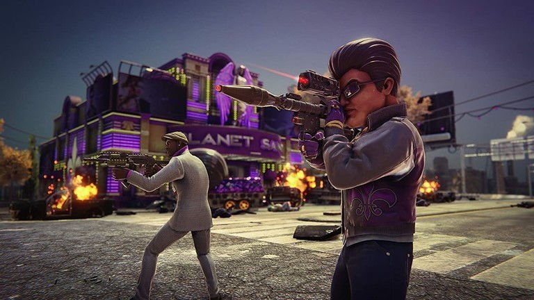 Saints Row: The Third Remastered Coming To Steam