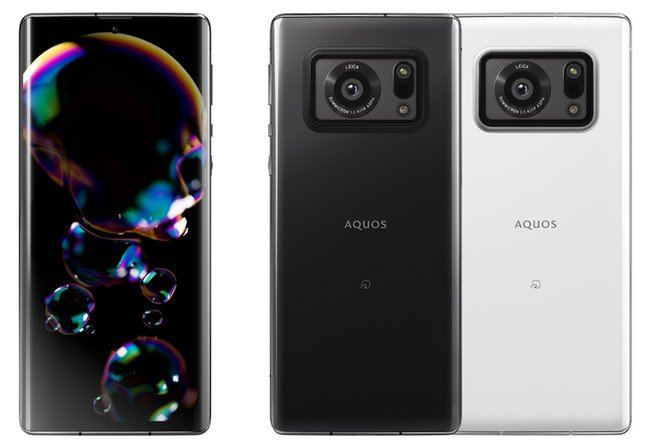 Sharp AQUOS R6 With Snapdragon 888 Announced