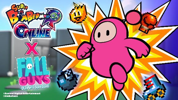 Super Bomberman R Online Is Out For Free