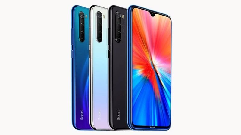 Redmi Note 8 2021 With Helio G85 Announced