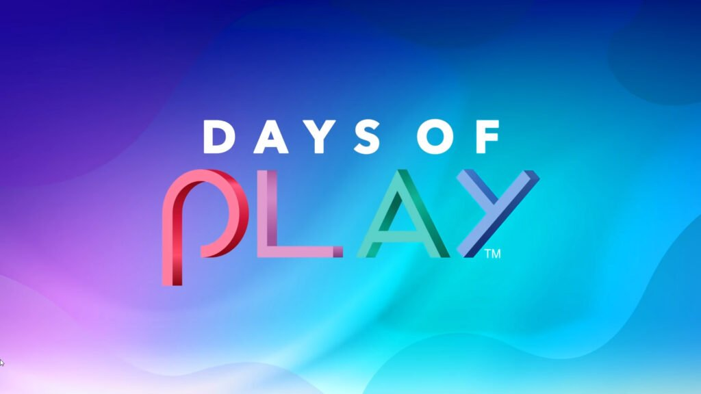 Days of Play Discounts are Here. Spider Man and Demon's Souls is on the List