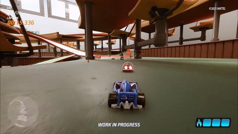 Hot Wheels Unleashed Gameplay Trailer Looks Fun