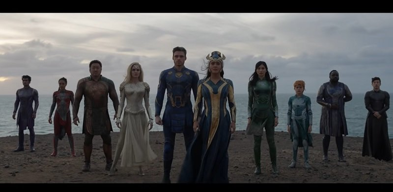 Eternals Movie Official Teaser Has Been Released by Marvel