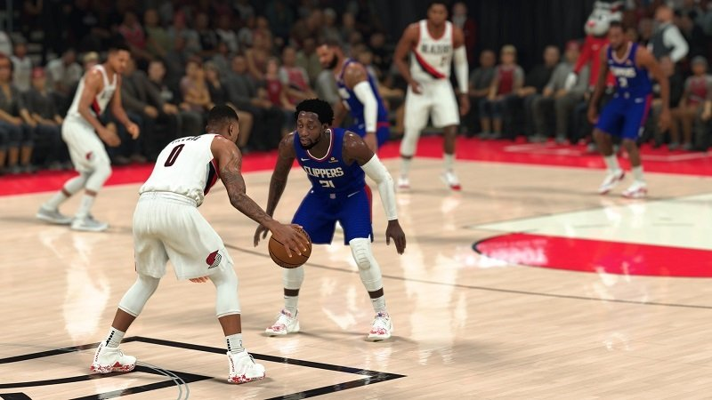 NBA 2K21 is Free to Get on the Epic Games Store
