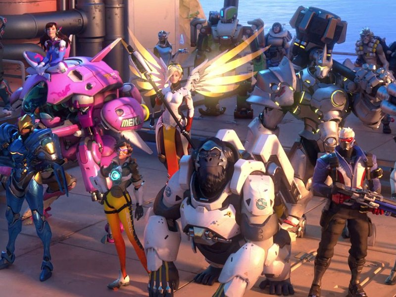 Overwatch 2 PvP Mode Will be Revealed Next Week