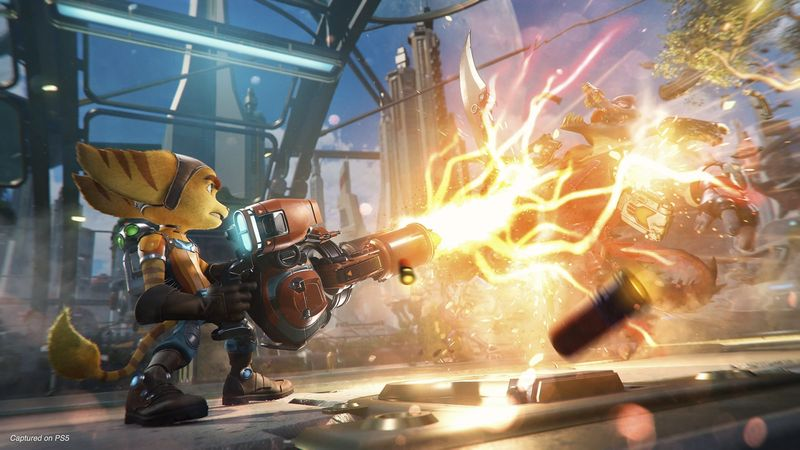 Ratchet and Clank Rift Apart Story Overview Trailer Released