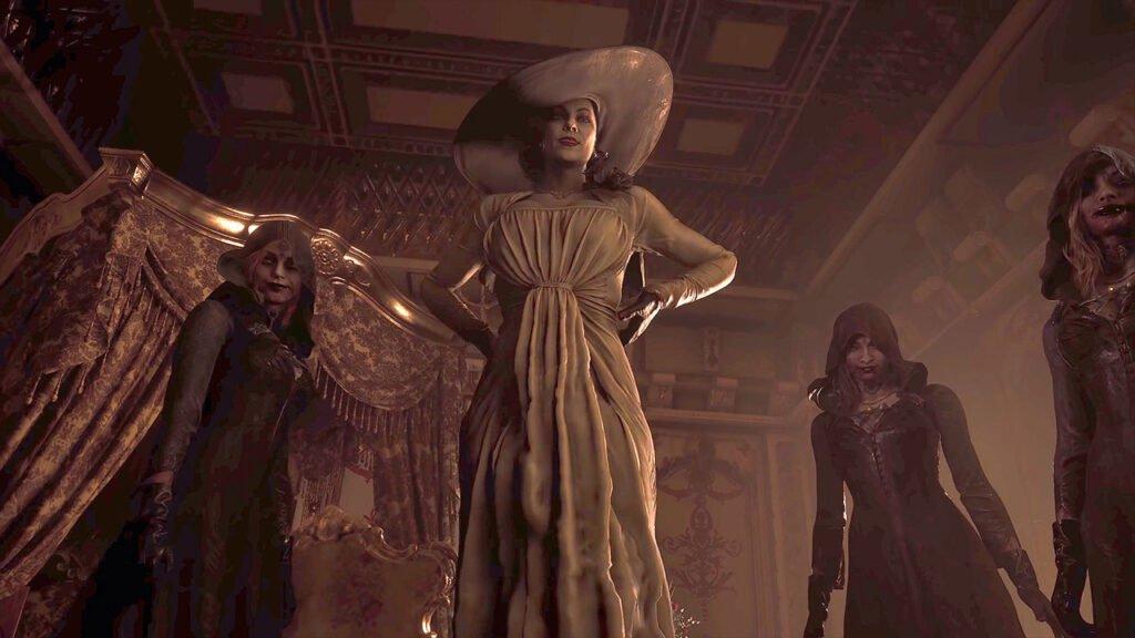 Resident Evil Village Has 3 Million Sales