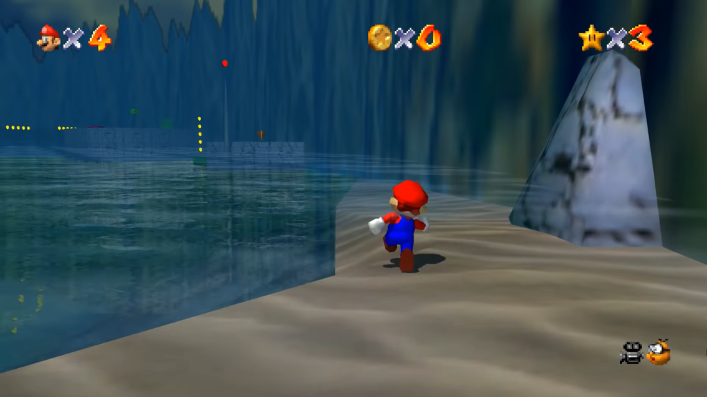 Super Mario 64 Gets Ray Tracing Support