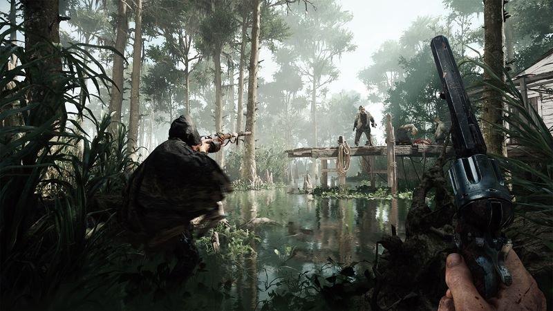 Hunt Showdown Dark Sight Trailer Released