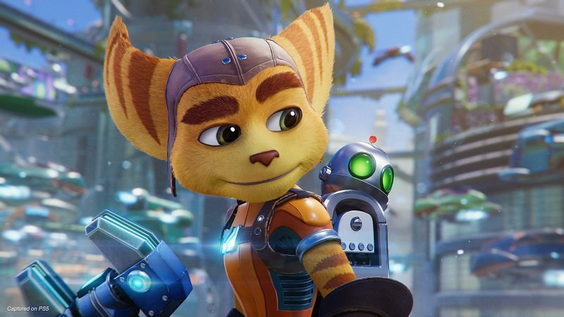 Ratchet and Clank Rift Apart Download Size Revealed