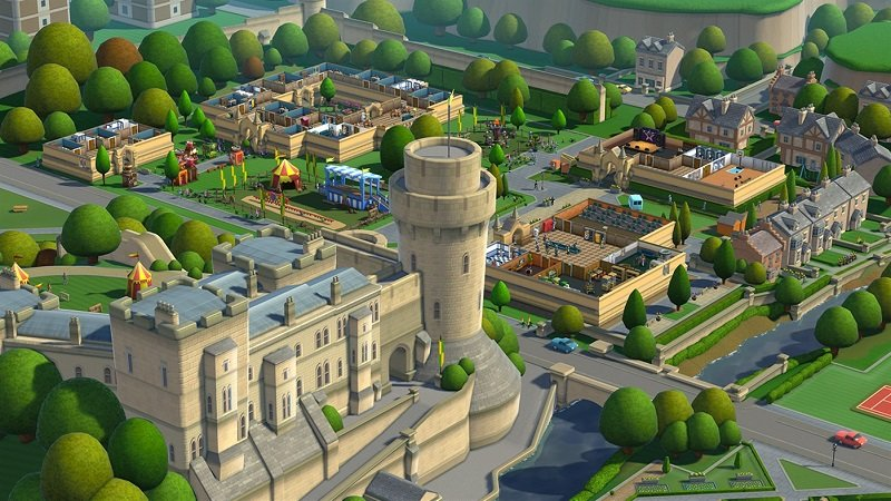 Two Point Campus Revealed on the Microsoft Store