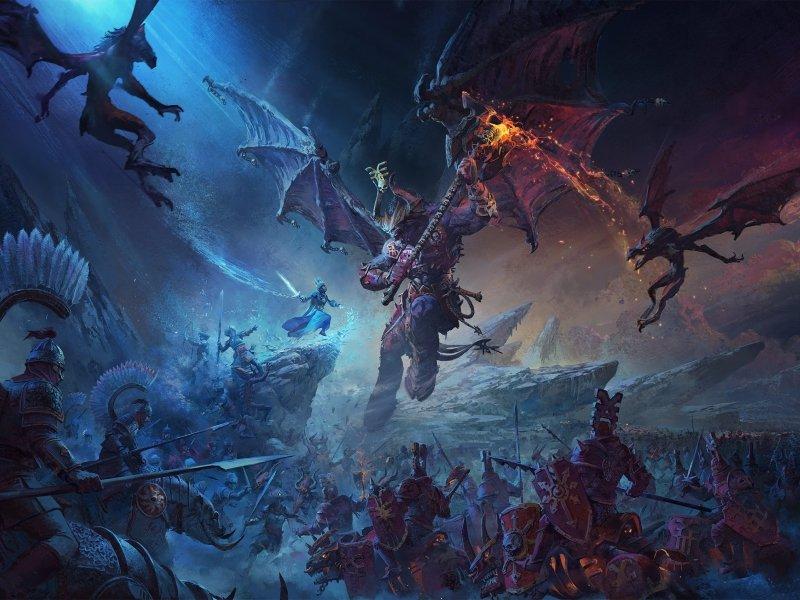 Total War Warhammer III Impressive Trailer Released