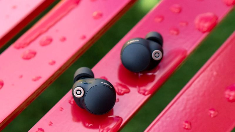 Sony WF-1000XM4 Announced Noise-canceling New Earbuds