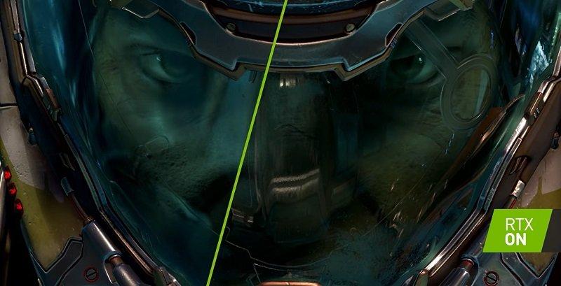 DOOM Eternal RTX Gameplay Revealed. Looks Beautiful.