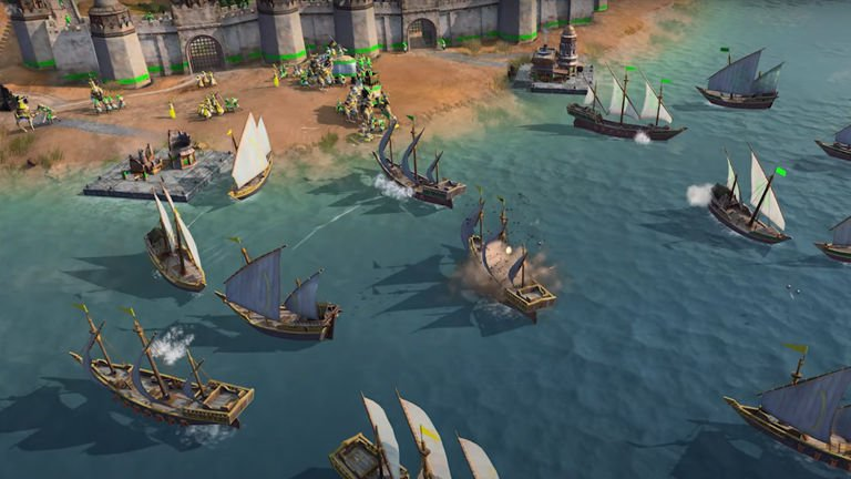 Age of Empires IV Official Gameplay New Trailer Released